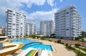 A comfortable and spacious duplex apartment in a great location in Tosmur-Alanya.